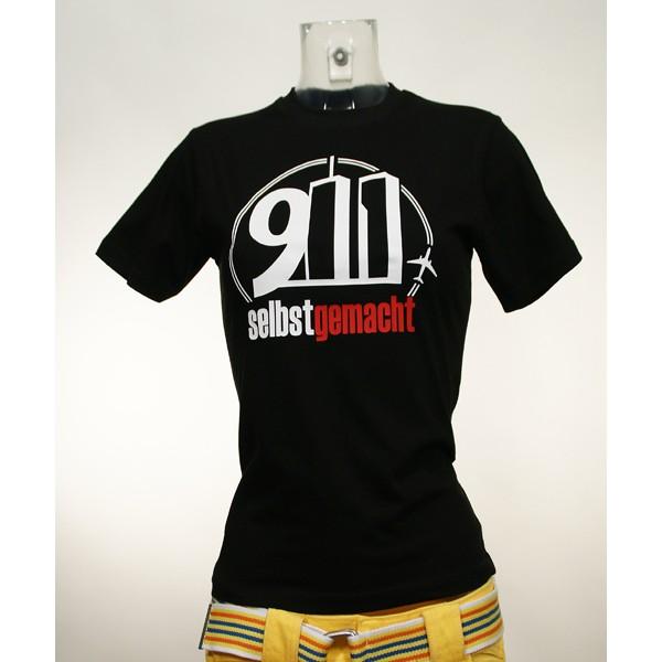girlie shirt 9 11 selbst gemacht l rmquelle records. Black Bedroom Furniture Sets. Home Design Ideas