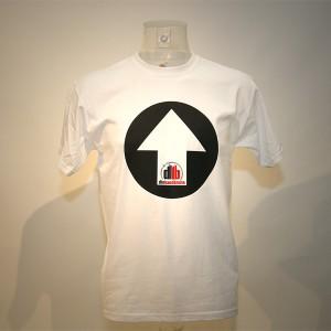 T-Shirt: Wahrheitspfeil - diebandbreite