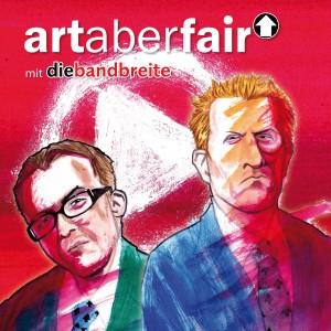CD-Album: art aber fair (Die Bandbreite)