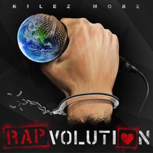 CD-Album Rapvolution (Kilez More)