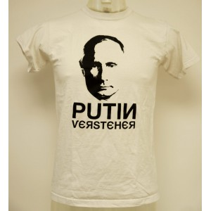 T-Shirt: Putin-Versteher